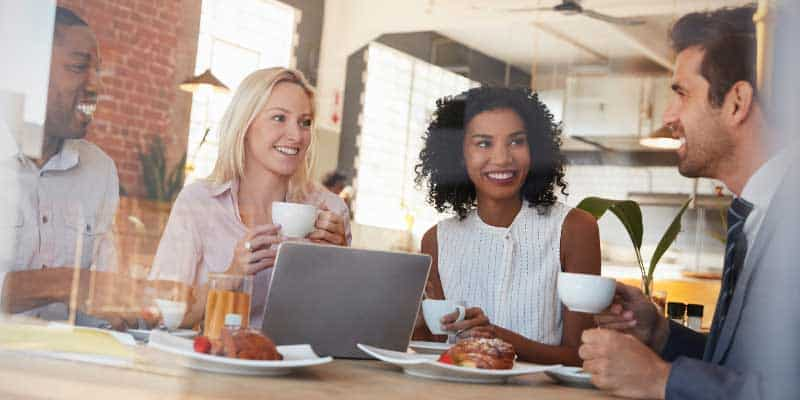networking coffee chats