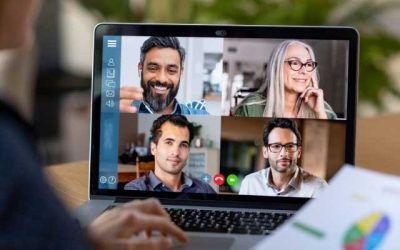 Remote Work: The Importance of Virtual Team Building