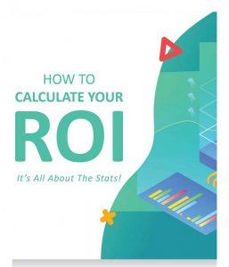 how to calculate digital marketing roi