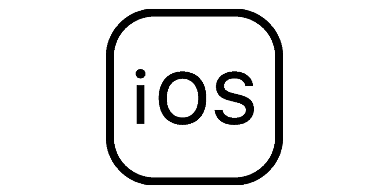 ios software icon