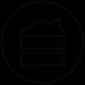 on site server icon