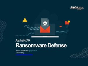 ransomware defence whitepaper