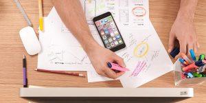 software developer planning business application