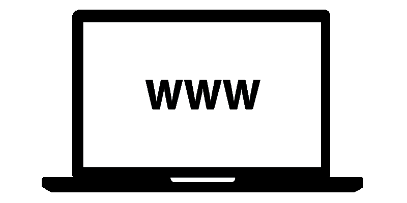web software icon