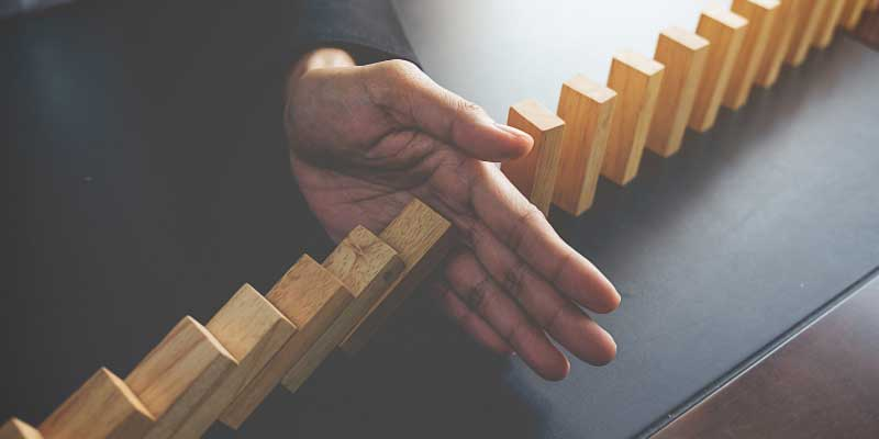 business continuity plan implemented