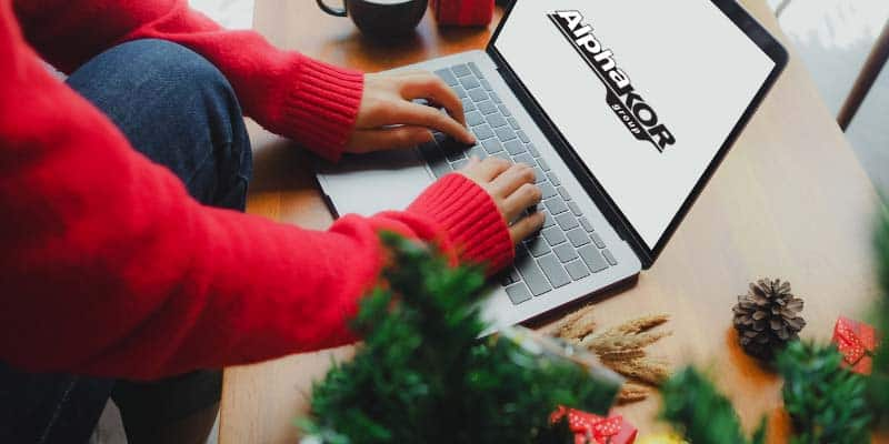 is your website holiday ready