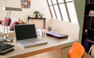 Coping with Work from a Small Home Office