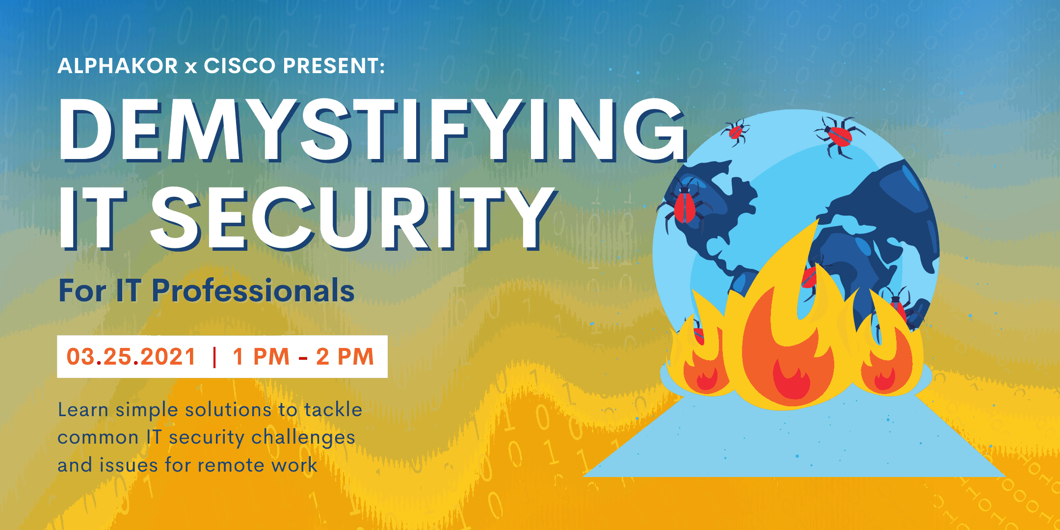 Demystifying IT Security for IT Professionals