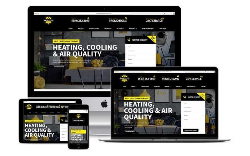 absolute-comfort-responsive-website-design