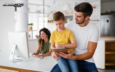 Keeping Families and Businesses Safe Online